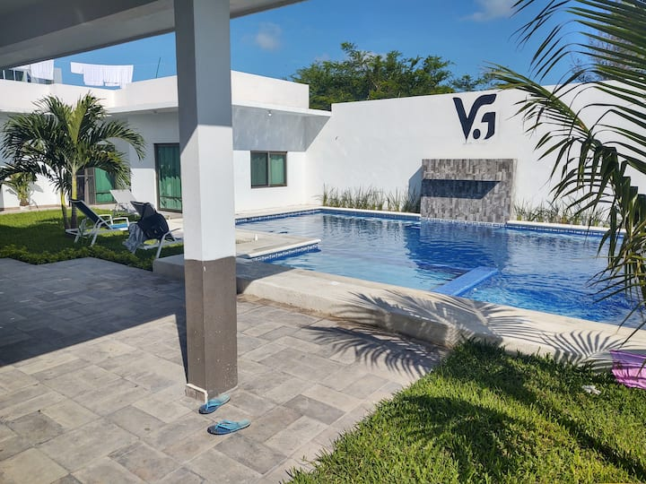 VillaGera ¡Tu casa en la playa!