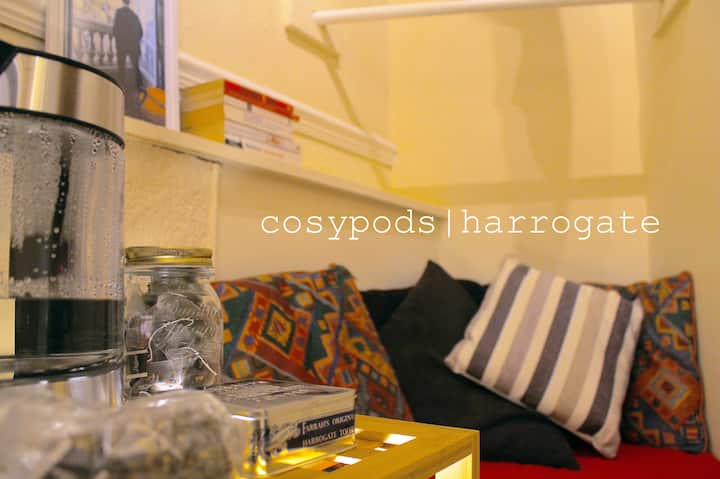 cosypods | Private Single Studio Central Harrogate