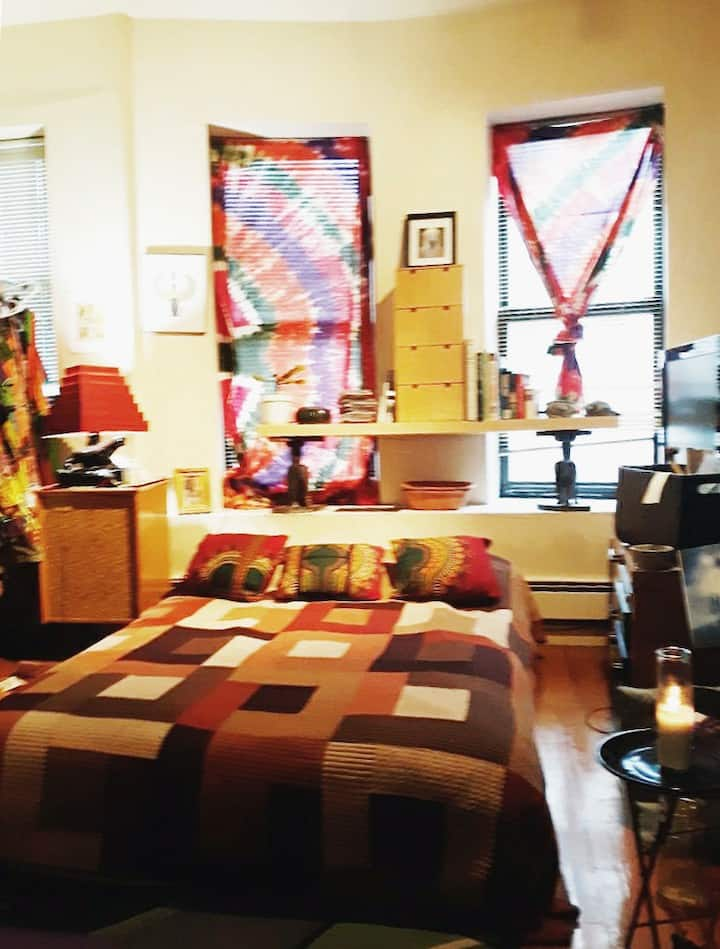 Beautiful Studio in Historic Park Slope Brooklyn