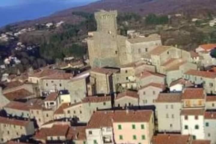 Casa nel borgo antico al Castello di Arcidosso