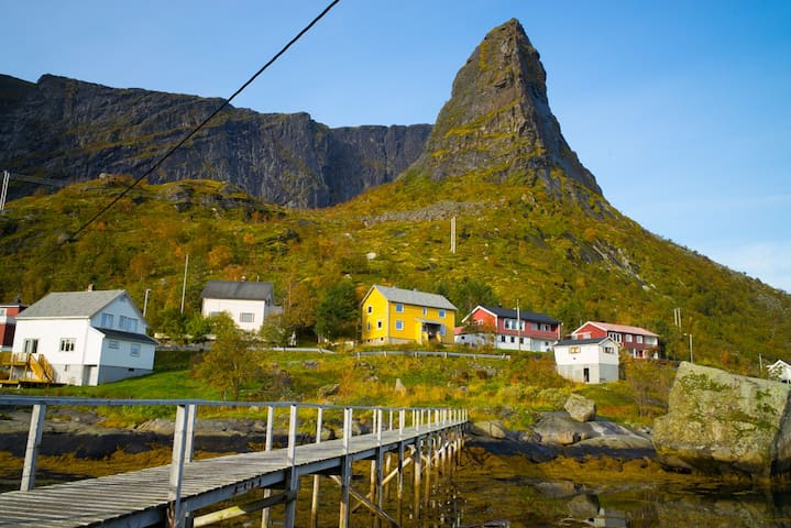 The most photographed house in Reine?