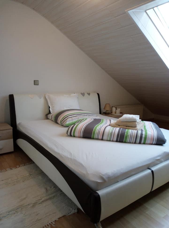 Moderne Wohnung mit viel Charme und Komfort