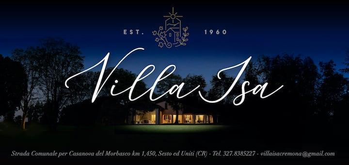 Villa Isa, camera singola
