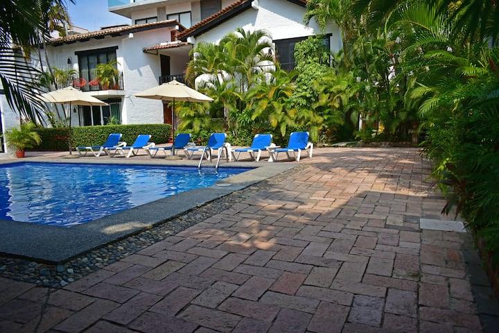 Condominio de 1 Recamara en Zona hotelera Vallarta