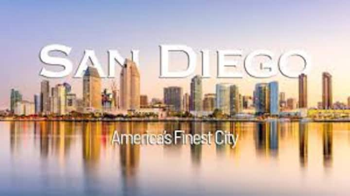 Amazing San Diego Condo Close to Ocean/Theme Parks
