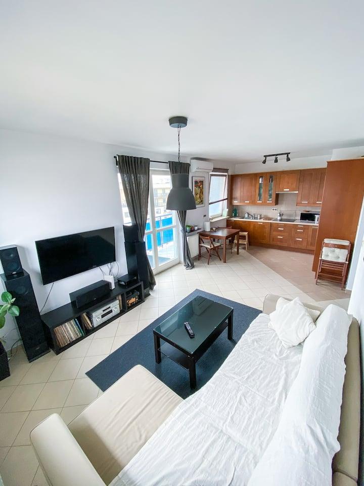 Apartament Chamonix - metrem 20 min od Centrum