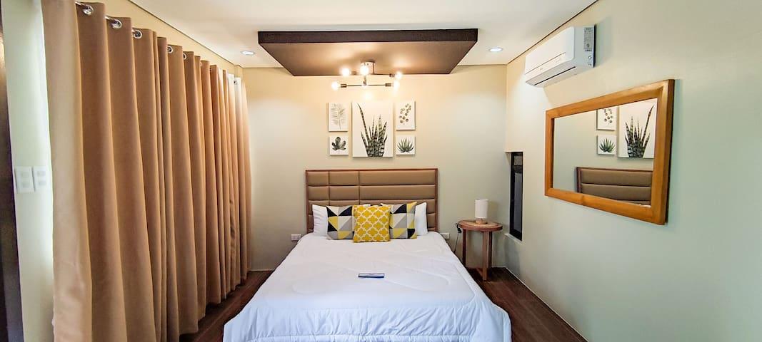 New Studio Room San Fernando, Pampanga – GDSuites4