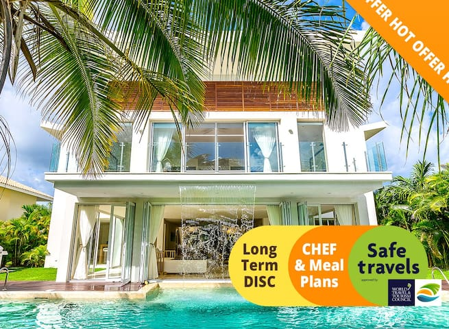 Villa Waterfal - Exclusive Private Paradise