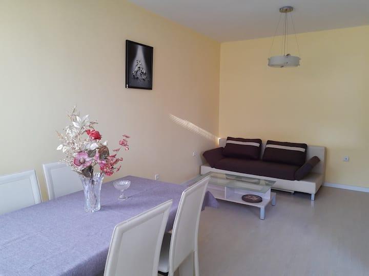 Quiet and communicative apartment!
