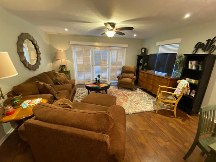 Newly renovated Oasis getaway in Amarillo