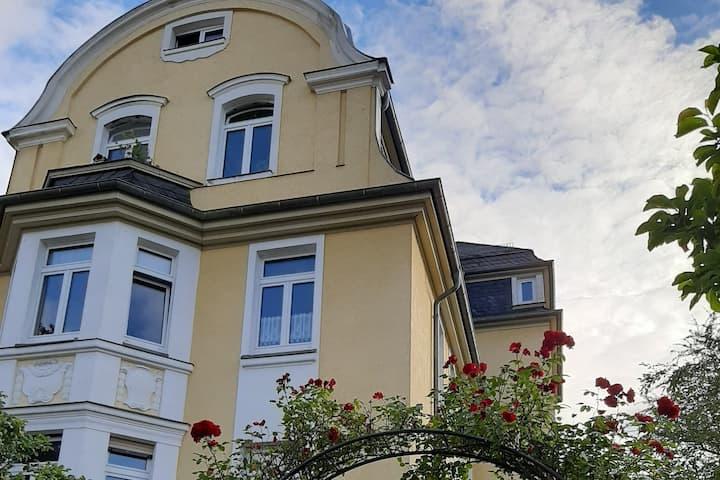 Villa in Eisenach mit Wartburgblick