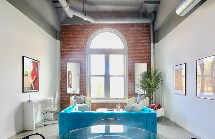 Fast Checkin + Transport | Roof Deck + W&D | Zencity