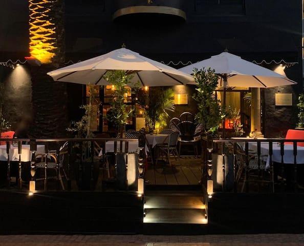 Hôtel du Parc - Courtyard Suite