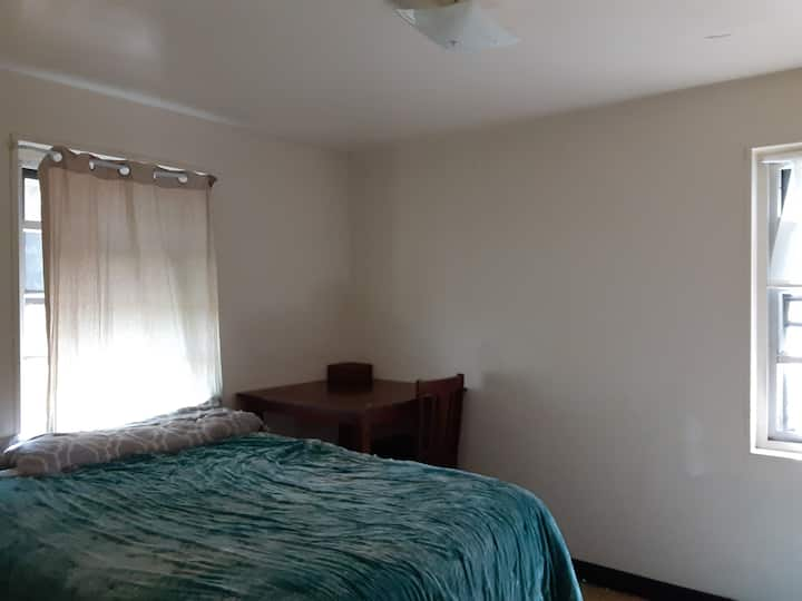 1 bedroom private space in apartment!