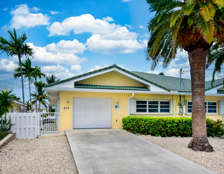 The Palm House in Key Colony Beach, Florida Keys