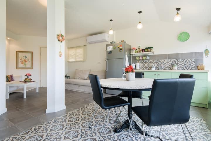 Boutique & Homey Suite // Families fit