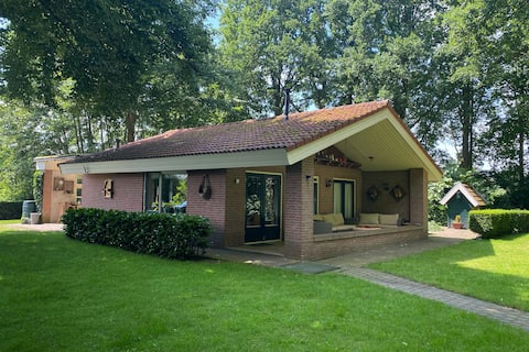 Beautifully located holiday home in Daarlerveen