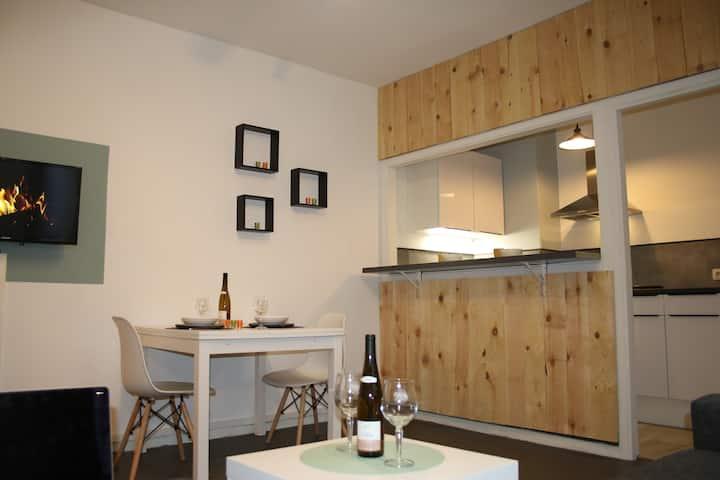 Appartement au coeur de Liège (Très calme)