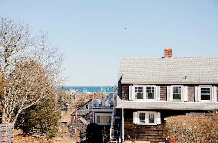 Walk-to-town, Ocean View Condo