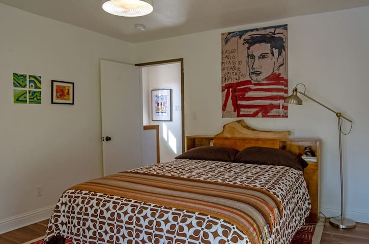 Clean, Safe, Renovated, Quiet  Nr Berkeley SF Bart