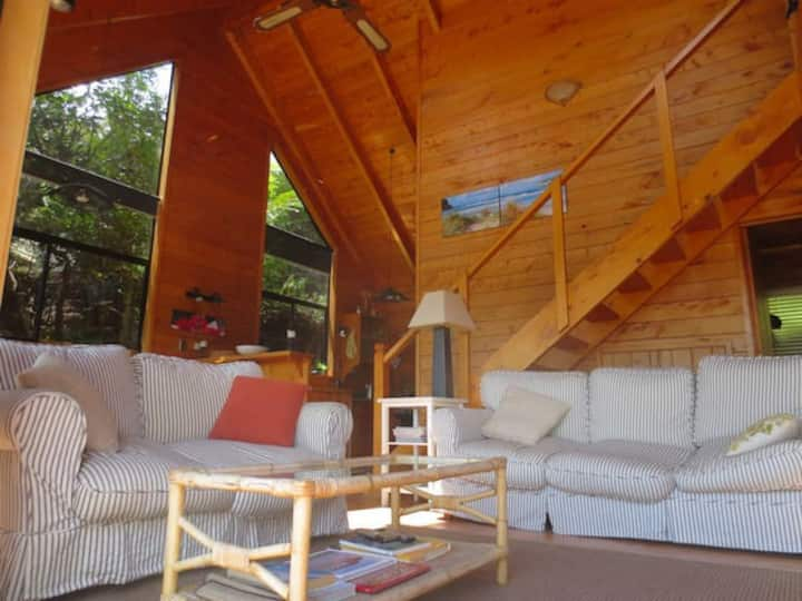 Tairua Treetops Cosy Home