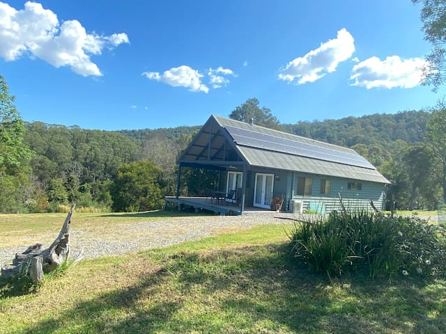 Perfect holiday home near Dungog & Barrington Tops