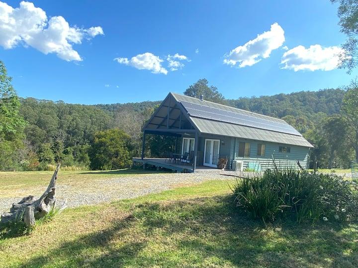 Family holiday home near Dungog & Barrington Tops