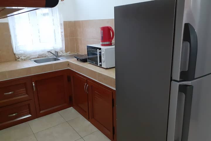 Large and confortable flat in city center