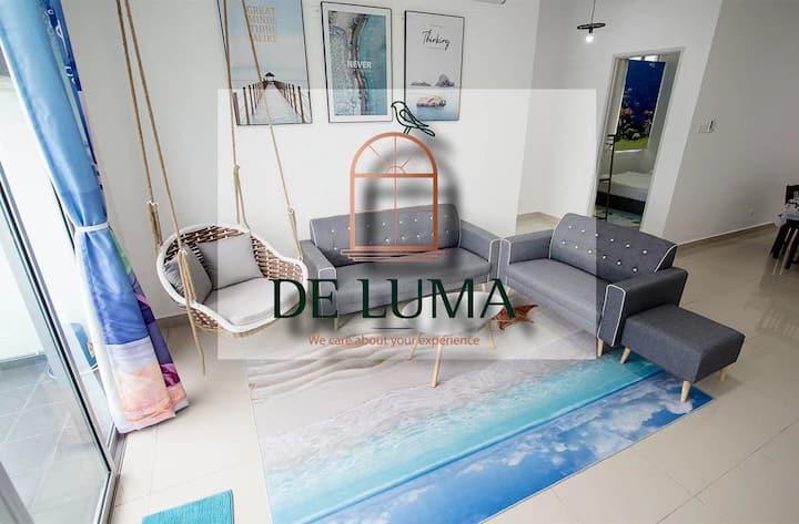 De Luma(The Rumah) @ BM City 3 Bedroom- Fantasea