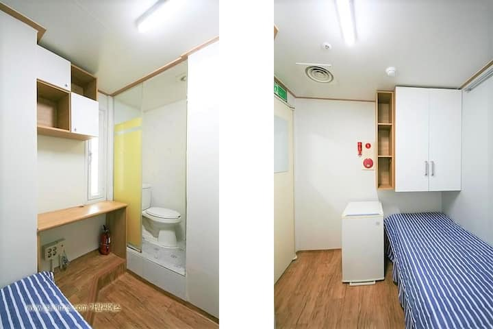 9-Clean & cozy single room with  bm.(Women only)