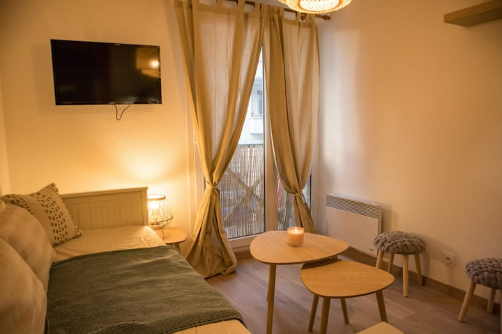 Studio charmant et cosy Grenoble