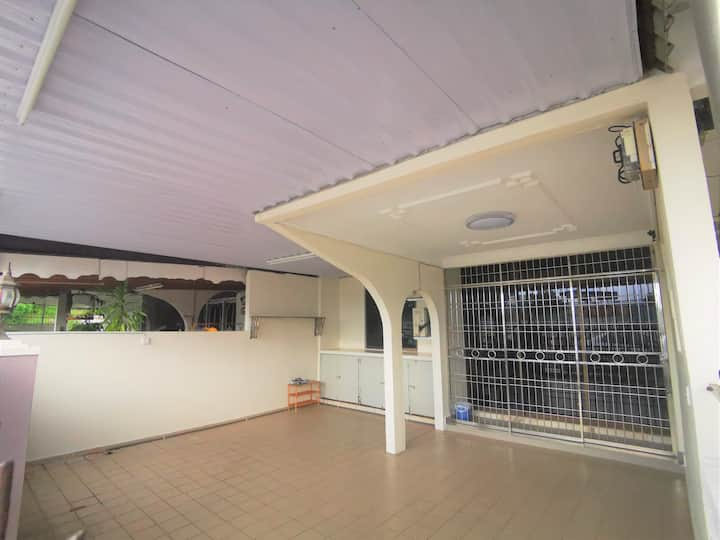 Single Terrace House | Near Sunway Carnival Mall