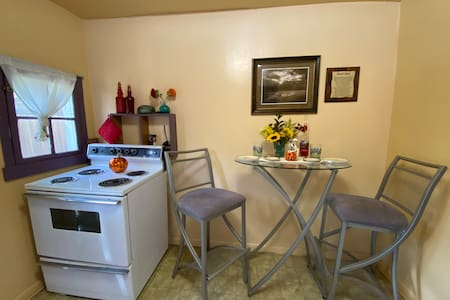 Moab cottage stay