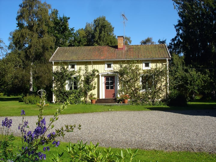 The Wing of Nensjö Manor
