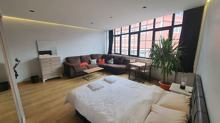Great deal private modern suit in the city center