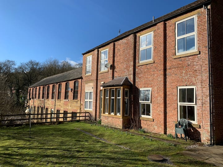 Garden View Apartment @ Cote Ghyll Mill
