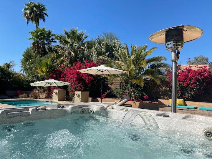Modern Desert Resort-Style Retreat