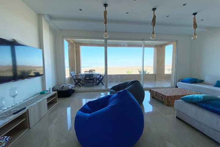 New Apartment 105m² - Evasion - Seaview