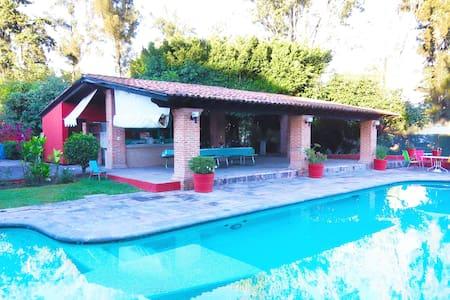 Hermosa Villa para disfrutar en familia