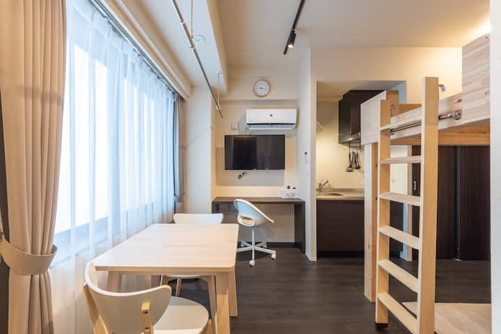 【VSOHO Kamata】Stay at Home&Office, Near Haneda