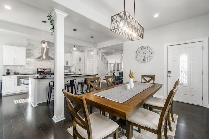 Brand New 3BD/2BA 5 Mins to Downtown/Short North!