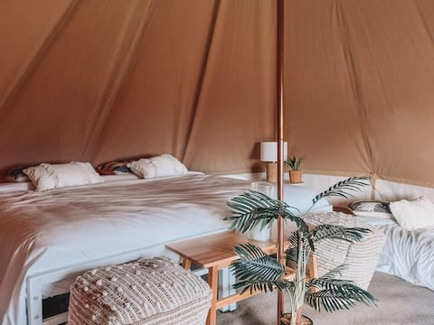 Glamping in Style - Surf, Sun & Tranquility