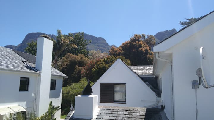 Family House in Beautiful Leafy Newlands Cape Town