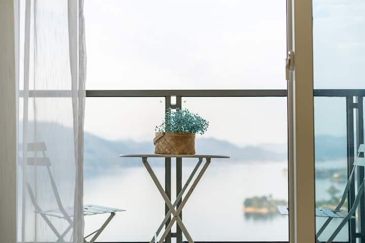 『New•宿』LOFT复式 慢时光 两房精装轻奢风