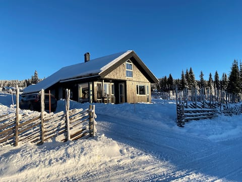 New cabin for rent in Nordseter, Lillehammer