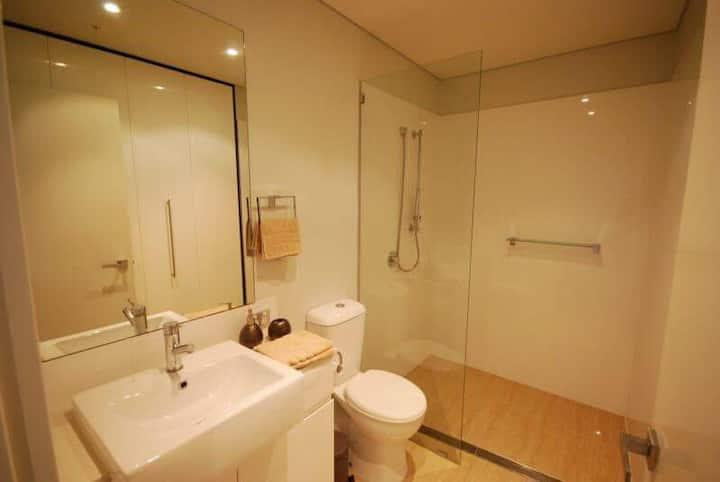 Comfy apartment in Perth close to CBD
