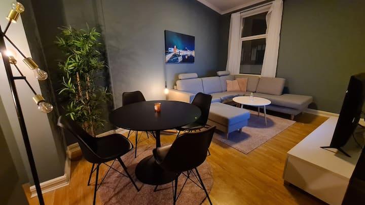 Sentral leilighet i hjertet av Ålesund