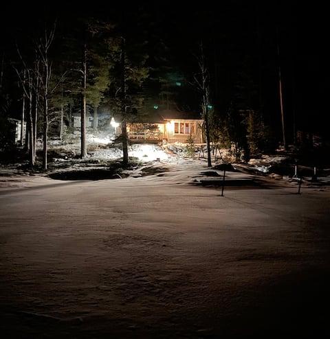 Japitos Cottage 59 m² mökki Pyhäjärven rannalla