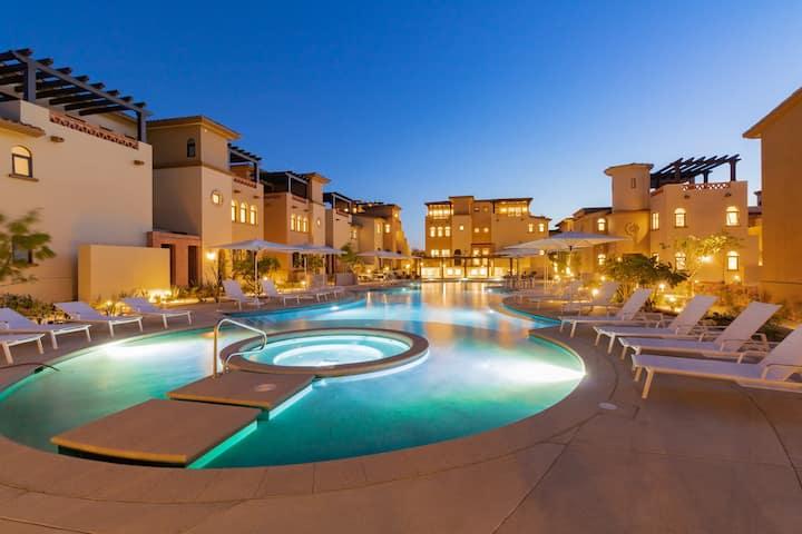 MAVILA 2BD CONDO AT QUIVIRA LOS CABOS -Resort life