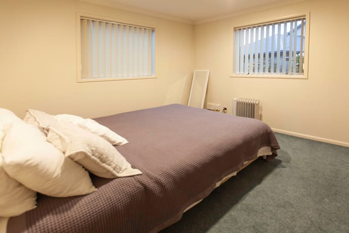 A convenient & homely room in peaceful location